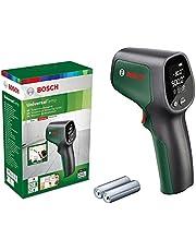 Bosch Termometr na podczerwień UniversalTemp (zakres temperatur: od –30°C do +500°C, 2 baterie AA, w opakowaniu kartonowym)