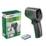 Thermomètre infrarouge Bosch - UniversalTemp (Livré avec manuel d'utilisation, un guide de démarrage rapide, une pochette et 2 piles x 1,5V AAA)