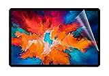 Lobwerk 2X Klarsichtfolie Bildschirmschutz für Lenovo Tab P11 2021 TB-J606F TB-J606X 11 Zoll Bildschirmfolie Kratzschutz