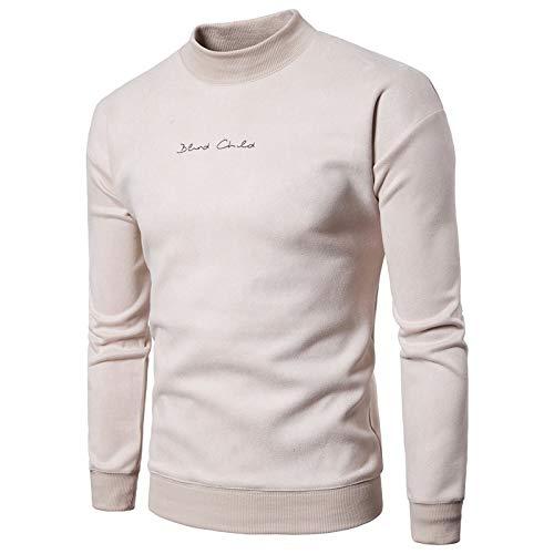 gruesa chaqueta casual suéter terciopelo algodón deportes de moda de los hombres