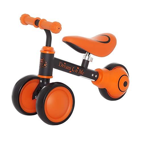 Review Dream On Me 363-ORANGE Cruiser Balance Bike in, Orange