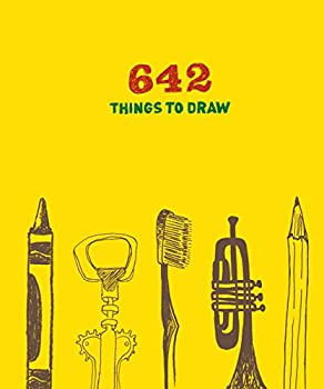 642 Things to Draw  Inspirational Sketchbook to Entertain and Provoke the Imagination  Drawing Books Art Journals Doodle Books Gifts for Artist