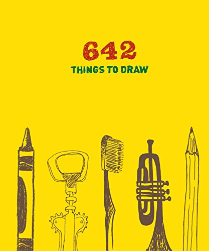 642 Things to Draw: (Drawing Books, Art Journals, Doodle Books, Gifts for Artist)
