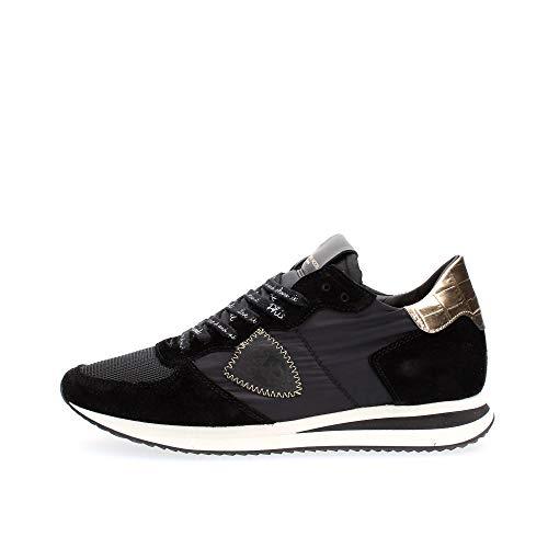 PHILIPPE MODEL PARIS TZLD WC02 Sneakers Femme Black 36