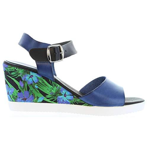 Cumbia Zapatos de cuña 30150 para Mujer