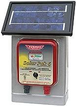 Parmak DF-SP-LI Solar Pak 6 Low Impedance 6-Volt Battery-Operated 25-Mile-Range Electric Fence Charger