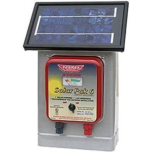 Parmak Solar-Powered 6-Volt Battery