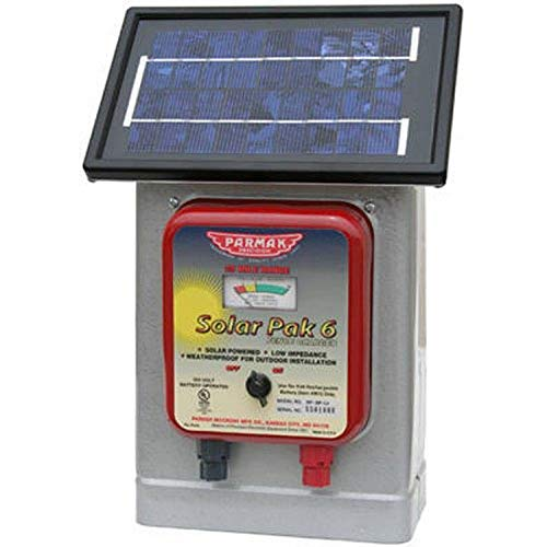 Parmak DF-SP-LI Solar Pak 6 Low Impedance 6-Volt...