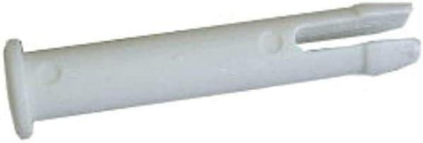 Risaliti Depuración de agua – 10 pines 10574 clavos de repuesto Intex para piscinas fuera de tierra Frame rectangulares pequeñas