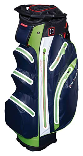 Score Industries Cartbag H322 (Navy Lime)