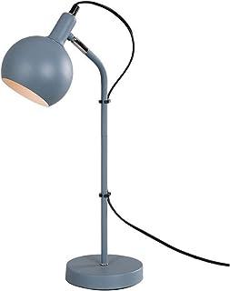 GH-YS E27 Schreibtischlampe Einfache Macarons LED Tischlampe Metall Schlafzimmer Nachttischlicht Wohnzimmer Innenbeleuchtu...