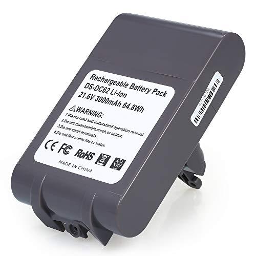 ROEAM accu reserveaccu 21,6 V 2200 mAh / 3000 mAh / 4000 mAh (optioneel) Li-ion batterij vervanging voor Dyson-accu V6 DC58 DC61 DC62 DC72 DC74 handstofzuiger