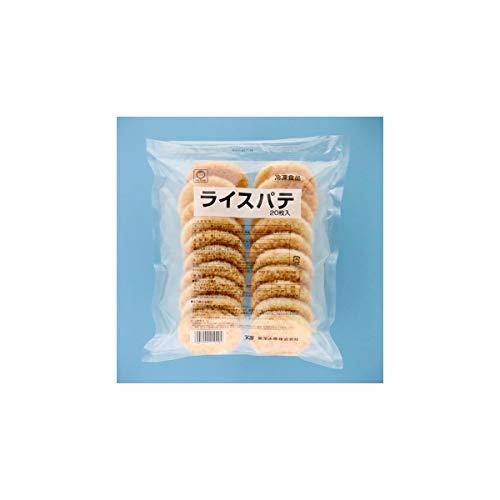 東洋水産 ライスパテ(国産米) 20枚 1kg【冷凍】