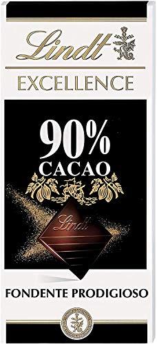 Lindt Excellence Noir 90 % de cacao - 100 g