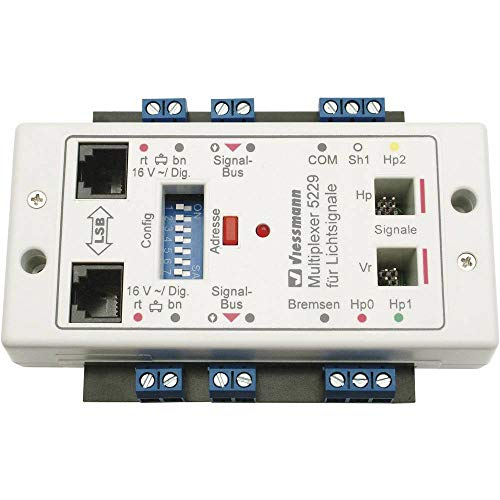 Viessmann 5229 - Multiplexer für Lichtsignale