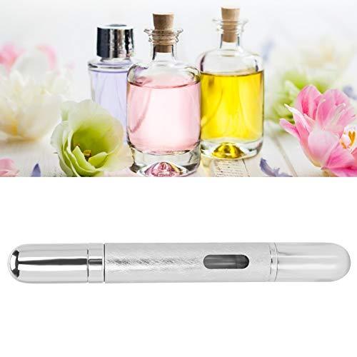 Botella de spray, práctica botella de perfume recargable con protección UV multiusos para viajes de aceites esenciales