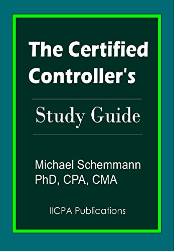 The Certified Controller's Study Guide (English Edition)