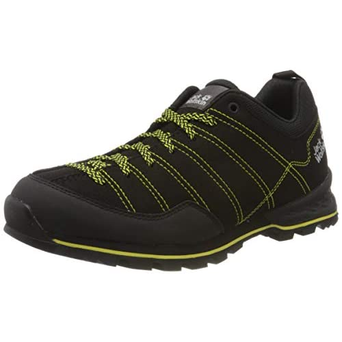 Jack Wolfskin Men's Scrambler Lite Texapore Low M Walking Shoe