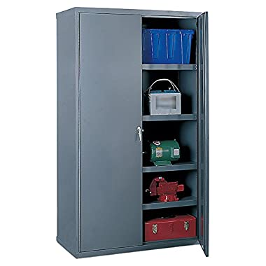 EDSAL VCEX136G 5296400 Extra Shelf for Ultra-Capacity Grade Industrial Storage Cabinets, 36  x 18 , Gray