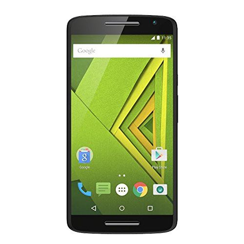 moto X play 4G Smartphone , entsperrt, 14 cm (5,5 Zoll) Display, 16 GB, Android 5.1 Lollipop, Dual-Nano-SIM