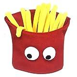 Wanshix - Accessori per Halloween, decorazioni per patatine fritte e patatine fritte