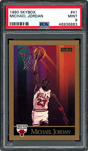 1990 Skybox 41 Michael Jordan PSA 9 46936883