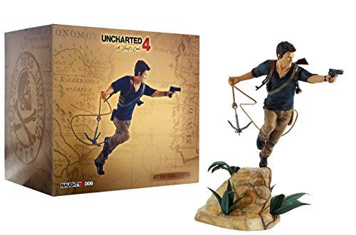 Uncharted 4 Statue Nathan Drake