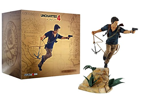 Uncharted 4 Statue Nathan Drake - [Edizione: Germania]