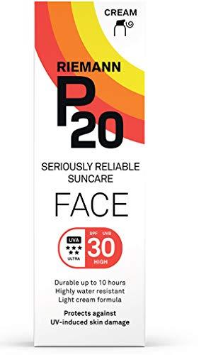 P20 ® | Sonnencreme Gesicht | Spezifische daylong Sonnencreme spf 30 zum Schutz der Gesichtshaut vor UVB- und UVA-Strahlen Creme Format | 200 ml