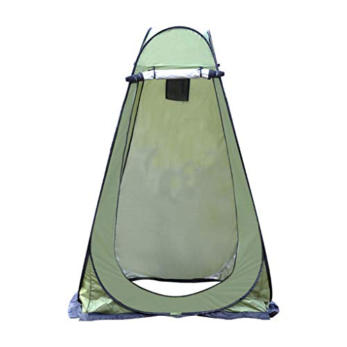 COOLLL Outdoor Privacy Shower Tent, Toilet Tents Pop Up For Camping Caravan Picnic Changing Tent Picnic Fishing Privacy Space Room Fishing and Festivals Holidays Beach Shower