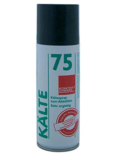 KONTAKT CHEMIE 84413 75 Kältespray, 400 ml