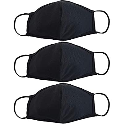 Enerplex Non Surgical Machine Washable Safety Mask (3-Pack)