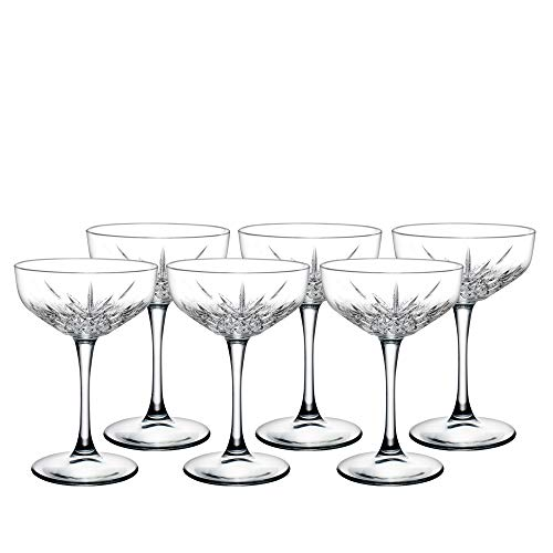 Pasabahce Timeless Packung 4Cups Champagne CL 27, 4Einheiten