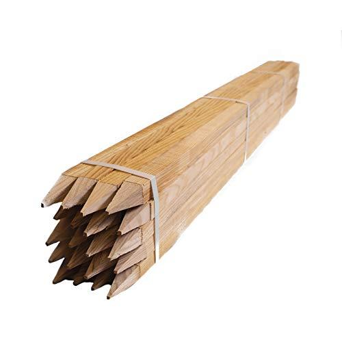 Piquets tuteurs en bois «N/A»