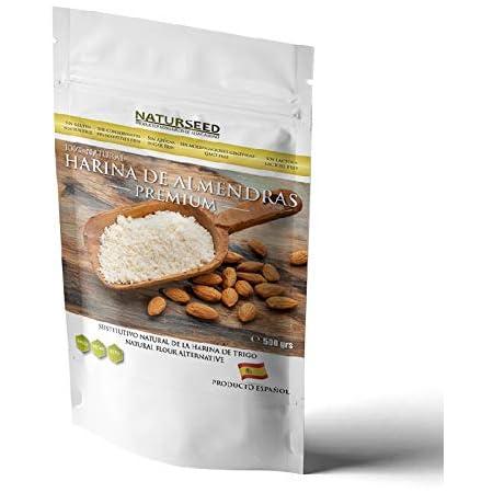 Harina de Almendra Orgánica, Premium, Blanco, Bajo en Carb ...