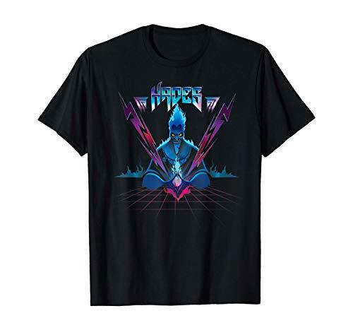 Dis.Ney Villains Hade.s 90s Rock Band T-Shirt