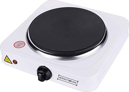 EUROSEDICO Hornilla electrica, 1500W, Placa calefactora, hot plate kochplatte, ekp-1500