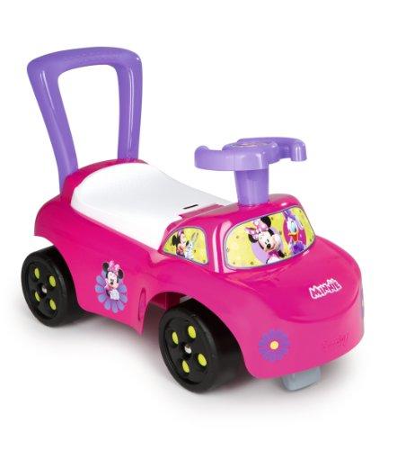 Smoby - 443011 - Minnie - Porteur Enfant Auto