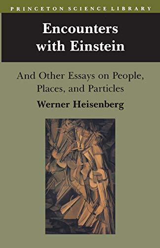Encounters with Einstein