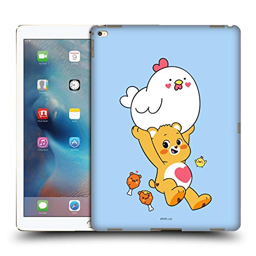 Official Care Bears Tenderheart Chicken Sweet And Savory Hard Back Case Compatible for Apple iPad Pro 12.9 (2015)