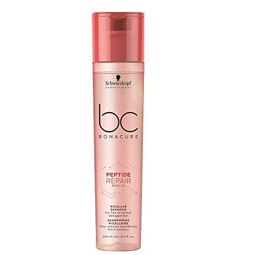 Schwarzkopf Professional BC Bonacure Peptide Repair Rescue Micellar Shampoo 250ml