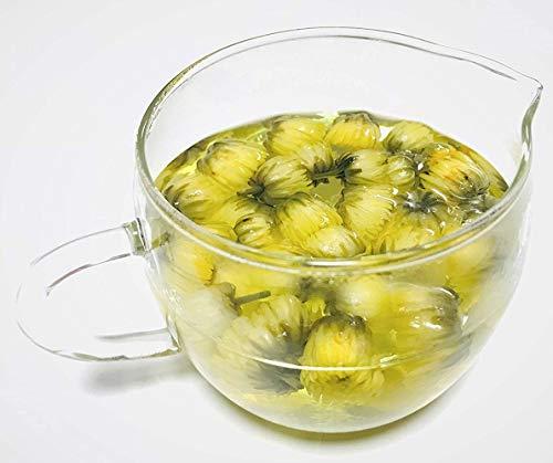もりひさ屋 無農薬栽培 胎菊(菊花茶)100g ※ 日本国内での残留農薬検査にて安全性を確認済み ※