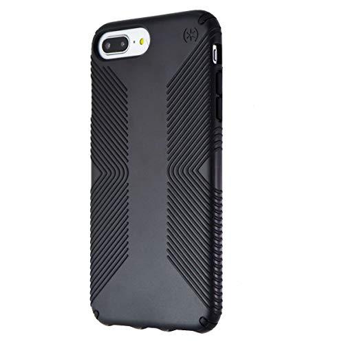 Speck Presidio Grip Hard Case for Apple iPhone 6s Plus/7 Plus/8 Plus - Black