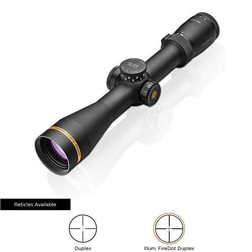 Leupold VX-5HD 2-10x42mm Riflescope, Illum. FireDot Duplex CDS (171389)