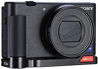 UURig R054 Metal Cold Shoe Extension Base Plate Vlog Mount Fäste med Extend 1/4 skruvstöd LED-ljusmikrofon för ZV1-kamera
