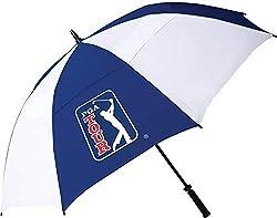 PGA Tour - Paraguas Resistente al Viento para Golf (1,5 m)