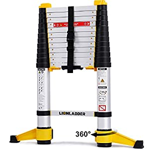 Lionladder Telescoping Ladder