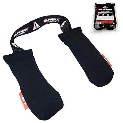 Dynamix Athletics Geruchsentferner für Boxhandschuhe, Schuhe oder Sporttaschen - Nimmt Feuchtigkeit auf und entfernt Bakterien - Geruchsneutral