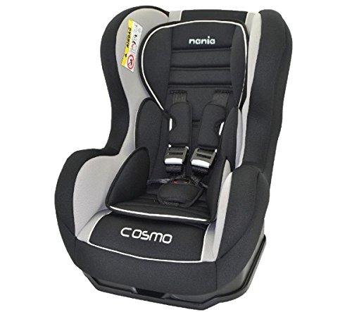 Nania Kindersitz von Geburt bis 18kg Cosmo SP Luxe Agora Black