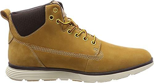 Timberland Killington Chukka, Sneakers Montantes Homme, Beige (Wheat Nubuck), 42 EU